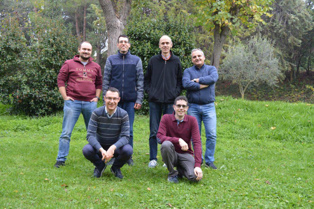 Seminaristi del terzo biennio