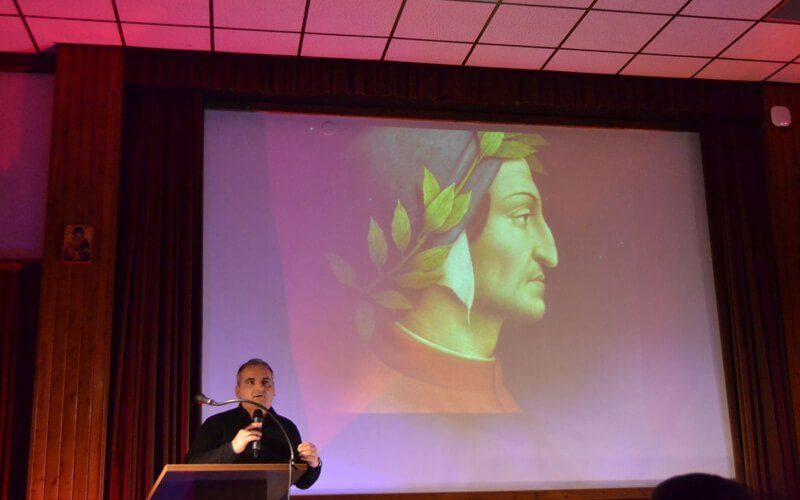 """Omaggio a Dante, a 700 anni dalla morte del """"Sommo poeta"""""""